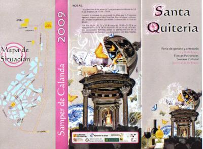 Feria de Santa Quiteria 2.009
