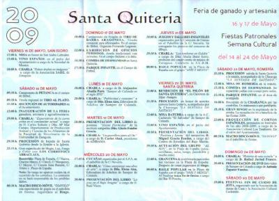 Feria de Santa Quiteria 2.009 (2)